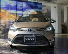 Bán xe Toyota Vios 1.5E CVT năm sản xuất 2017, màu bạc giá 519 triệu tại Cần Thơ