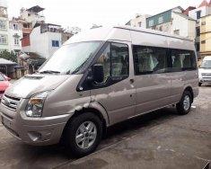 Cần bán Ford Transit Luxury đời 2018, màu bạc giá 845 triệu tại Hà Nội