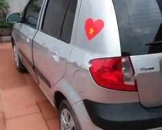 Bán Hyundai Getz đời 2010, màu bạc, nhập khẩu, giá tốt giá 200 triệu tại Bắc Giang