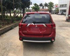 Bán ô tô Mitsubishi Outlander 2.4 CVT 2018, màu đỏ giá 1 tỷ 185 tr tại Hà Nội