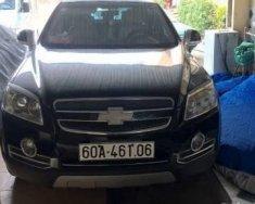 Cần bán Chevrolet Captiva 2010, màu đen giá 317 triệu tại Đồng Nai