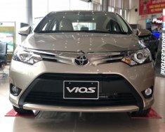 Bán Toyota Vios 1.5G năm sản xuất 2018, giá cạnh tranh giá 545 triệu tại Tp.HCM