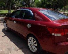 Bán Kia Forte sản xuất năm 2011, màu đỏ giá 380 triệu tại Tp.HCM