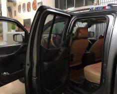 Cần bán Nissan Navara đời 2010, màu xám, nhập khẩu xe gia đình giá 400 triệu tại Lâm Đồng
