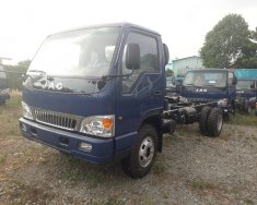 Bán xe tải Jac 4 tấn 9 thùng dài 4m3, trả góp 80%, không cần chứng minh thu nhập giá 420 triệu tại Tp.HCM