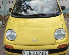 Bán Daewoo Matiz đời 1999, màu vàng, xe nhập  giá 82 triệu tại Bến Tre