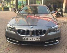 Cần bán gấp BMW 5 Series 520i đời 2015, màu xám, xe nhập giá 1 tỷ 590 tr tại Hà Nội