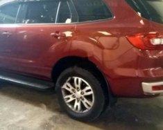 Cần bán gấp Ford Everest AT đời 2016, màu đỏ, xe nhập giá 1 tỷ 165 tr tại Tp.HCM