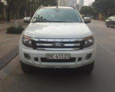 Cần bán xe Ford Ranger 2.2 AT năm 2014, màu trắng, giá chỉ 589 triệu giá 589 triệu tại Hà Nội
