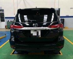 Cần bán lại xe Toyota Fortuner G sản xuất 2017, màu đen, nhập khẩu như mới giá 1 tỷ 128 tr tại Tp.HCM