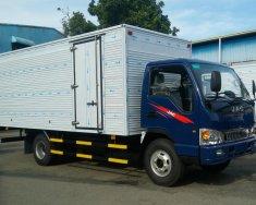 Bán Jac HFC xe tải Jac 5 tấn thùng dài 5m3 năm 2017, màu bạc, xe nhập giá cạnh tranh giá 400 triệu tại Tp.HCM
