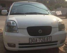 Bán xe Kia Morning đời 2004, màu trắng    giá 165 triệu tại Bắc Ninh