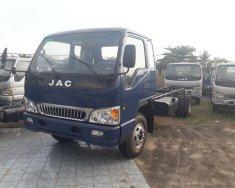 Bán xe tải Jac 7 tấn 25 thùng bạt trả góp 80%, lãi suất thấp, trong 5 năm giá 485 triệu tại Tp.HCM