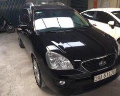 Bán ô tô Kia Carens 2.0AT đời 2011, màu đen giá 390 triệu tại Hà Nội