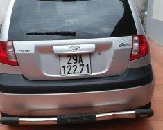 Bán Hyundai Getz 1.1 đời 2010, màu bạc, xe nhập giá 200 triệu tại Bắc Giang