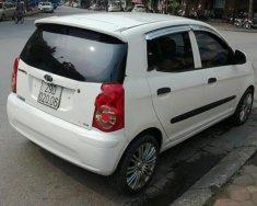 Cần bán lại xe Kia Morning Van 1.0 AT 2009, màu trắng, nhập khẩu Hàn Quốc giá 172 triệu tại Hà Nội
