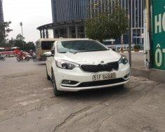 Cần bán lại xe Kia K3 1.6AT 2016, màu trắng giá 590 triệu tại Hà Nội
