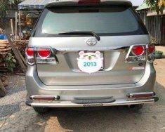 Bán Toyota Fortuner 2013, màu bạc  giá 795 triệu tại Bình Dương