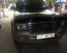 Bán Ford Everest sản xuất năm 2005, màu đen  giá 289 triệu tại Tp.HCM