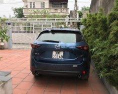 Bán Mazda CX 5 2018, màu xanh lam chính chủ giá 1 tỷ 70 tr tại Hà Nội