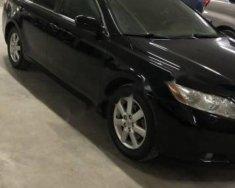 Cần bán Toyota Camry 2.4 sản xuất năm 2007, màu đen, xe nhập giá 568 triệu tại Tp.HCM