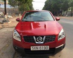 Bán Nissan Qashqai SE năm sản xuất 2008, màu đỏ, nhập khẩu   giá 495 triệu tại Bình Dương