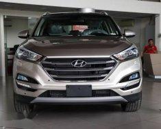 Bán Hyundai Tucson Turbo 1.6AT đời 2018, màu xám  giá 892 triệu tại Tp.HCM