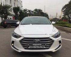 Cần bán xe Hyundai Elantra năm sản xuất 2016, màu trắng chính chủ giá 610 triệu tại Hải Phòng