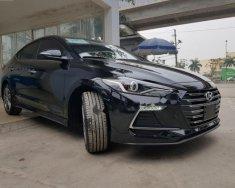 Bán xe Hyundai Elantra Sport 1.6 AT sản xuất năm 2018, màu đen, giá chỉ 712 triệu giá 712 triệu tại Hà Nội