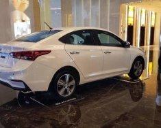 Bán ô tô Hyundai Accent 1.4MT sản xuất 2018, màu trắng giá 150 triệu tại Tp.HCM