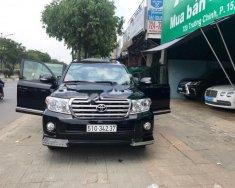 Bán Toyota Land Cruiser VX 4.7 V8 năm 2011, màu đen, nhập khẩu nguyên chiếc giá 2 tỷ 30 tr tại Tp.HCM