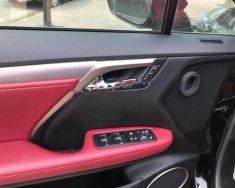 Cần bán xe Lexus RX 350 F-Sport đời 2016, màu đen, nhập khẩu nguyên chiếc giá 4 tỷ 280 tr tại Hà Nội
