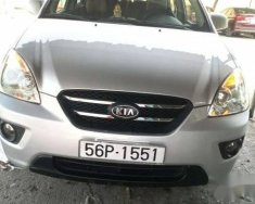 Chính chủ bán Kia Carens sản xuất 2010, màu bạc giá 390 triệu tại Tp.HCM