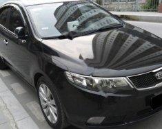 Cần bán xe Kia Cerato đời 2010, màu đen, xe nhập giá 450 triệu tại Hà Nội