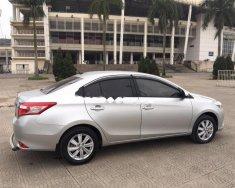Cần bán Toyota Vios E 1.5AT 2016, màu bạc, giá 535tr giá 535 triệu tại Hà Nội
