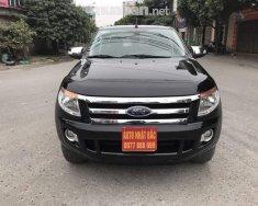 Bán xe Ford Ranger đời 2013, màu đen, nhập khẩu Thái giá 530 triệu tại Hà Nội