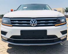 Cần bán Volkswagen Tiguan Allspace 2018, màu trắng, nhập khẩu nguyên chiếc giá 1 tỷ 699 tr tại Tp.HCM