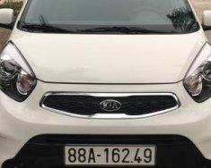 Bán xe Kia Morning đời 2017, màu trắng, như mới   giá 370 triệu tại Hà Nội