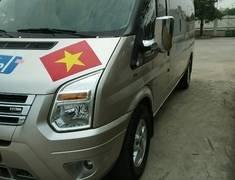 Bán xe Ford Transit 16 chỗ giá rẻ giá 615 triệu tại Hà Nội