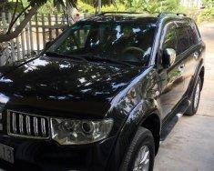 Bán Mitsubishi Pajero đời 2012, màu đen, nhập khẩu giá 630 triệu tại Tp.HCM