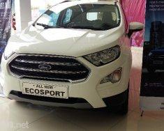 Bán xe Ford EcoSport 2018, màu trắng, nhập khẩu chính hãng, giá cạnh tranh giá 648 triệu tại Hà Nội