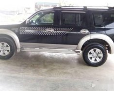 Bán xe Ford Everest sản xuất năm 2008, màu đen như mới giá 368 triệu tại Nghệ An