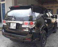 Bán xe Toyota Fortuner G năm sản xuất 2016, màu đen, giá chỉ 890 triệu giá 890 triệu tại Tp.HCM