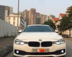 Cần bán lại xe BMW 3 Series 2.0 AT đời 2015, màu trắng chính chủ giá 1 tỷ 200 tr tại Hà Nội