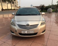 Cần bán Toyota Vios E sản xuất năm 2010, màu vàng cát, giá chỉ 288 triệu giá 288 triệu tại Hà Nội