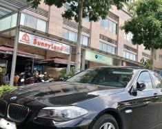 Cần bán xe BMW 5 Series 523i đời 2010, chạy 7 vạn, màu đen đẹp long lanh giá 999 triệu tại Tp.HCM
