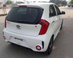 Bán xe Kia Morning SI sản xuất năm 2015, màu trắng, giá chỉ 356 triệu giá 356 triệu tại Hà Nội