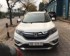 Bán Honda CR V 2.4 AT năm sản xuất 2016, màu trắng giá 965 triệu tại Hà Nội