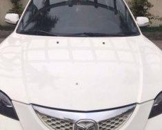Cần bán xe Mazda 2 1.6 AT năm sản xuất 2009, màu trắng, nhập khẩu giá 380 triệu tại Hà Nội
