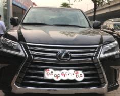 Cần bán Lexus LX 5.7 AT 2016, màu đen, nhập khẩu nguyên chiếc giá 7 tỷ 288 tr tại Hà Nội